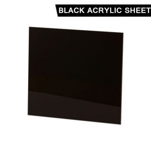 Black Acrylic Sheet