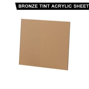 Bronze Tint Acrylic Sheet