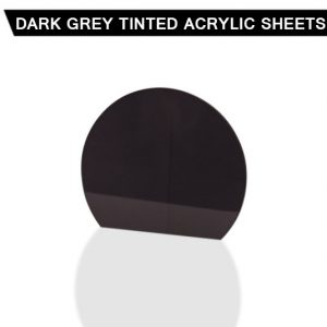 Dark Grey Tinted Acrylic Sheet