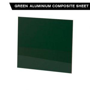 Green Aluminium Composite Sheet