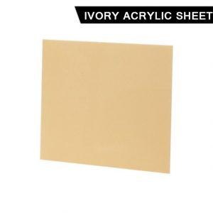 Ivory Acrylic Sheet