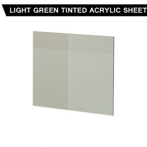 Light Green Tinted Acrylic Sheet