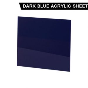 Dark Blue Acrylic Sheet