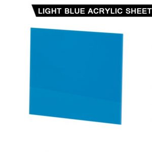 Light Blue Acrylic Sheet