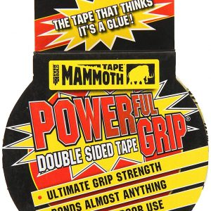 Mammoth Tape - Powerful Grip - 25mm x 2.5m