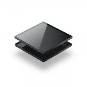 Anthracite Mirror Acrylic Sheet