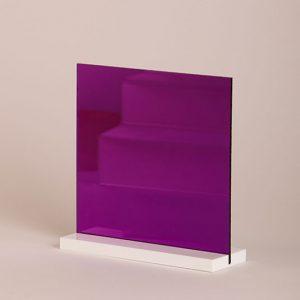 Purple Mirror Acrylic Sheet